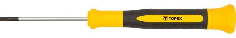Wkrętak precyzyjny płaski 2,5 x 50 mm obrotowa nasadka hartowana magnetyczna końcówka 39D771