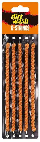 WELDTITE sznurki do czyszczenia kasety dirtwash g-strings gear cleaning 5x WLD-06006,5013863060062