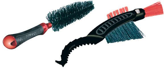 WELDTITE szczotka do czyszczenia roweru 2x dirtwash bike cleaning brush WLD-06020,5013863060208