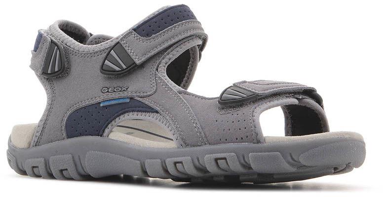 Sandały męskie Geox SANDAL STRADA WF STONE/BLUEU6224C000AFC9M4E