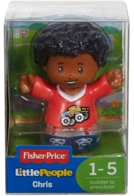Fisher Price Little People - Figurka CHRIS FGG10