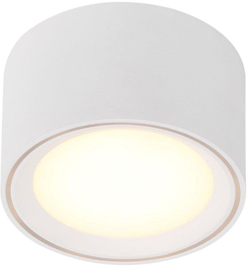 Oprawa natynkowa Fallon 1-Kit 47540101 Nordlux uniwersalna oprawa w kolorze białym