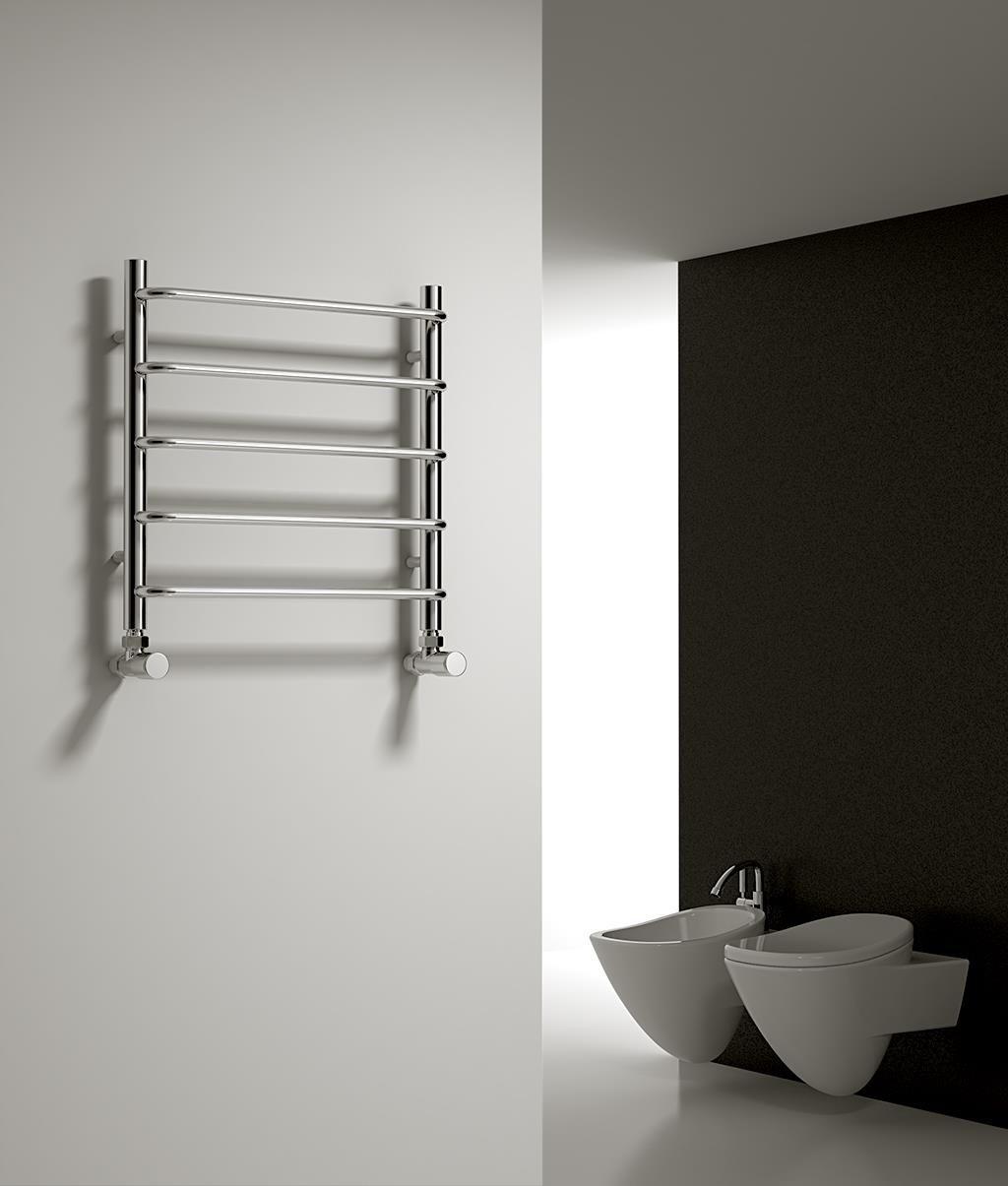 Grzejnik łazienkowy dekoracyjny ALIANO - 500/500 mm