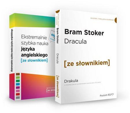 Dracula / Ekstremalnie szybka nauka języka angielskiego ZAKŁADKA DO KSIĄŻEK GRATIS DO KAŻDEGO ZAMÓWIENIA