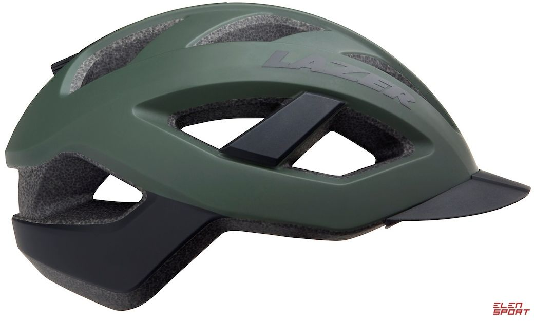 Kask rowerowy Lazer Cameleon zielony