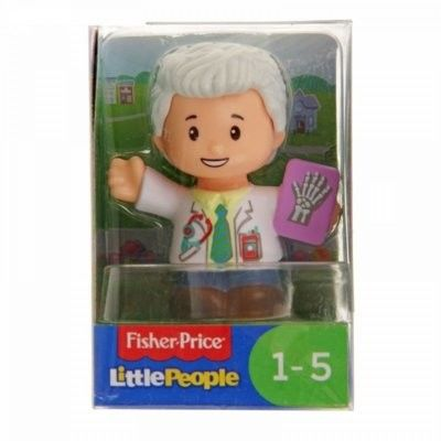 Fisher Price Little People - Figurka Doktor NATHAN FGM59