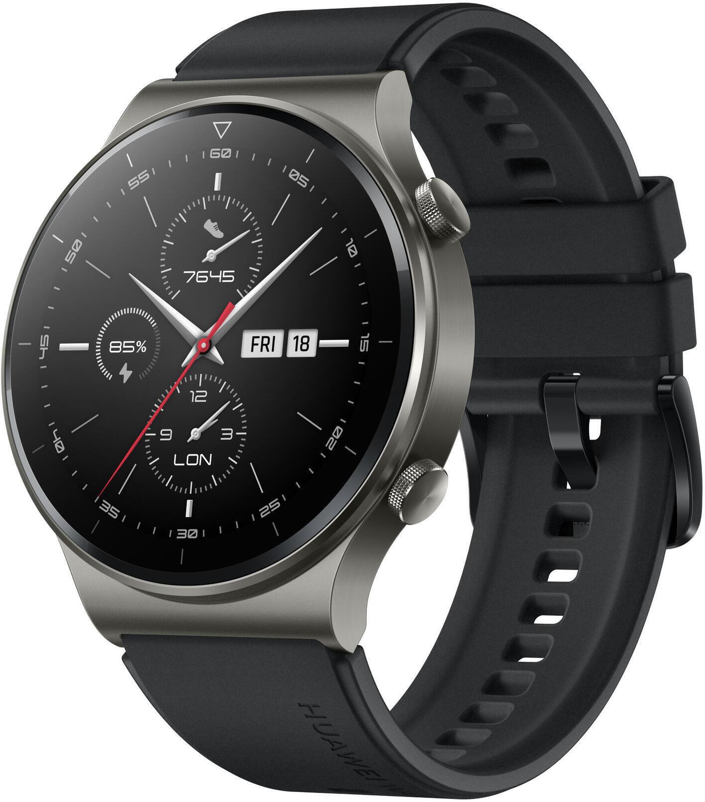 Smartwatch Huawei Watch Gt 2 Pro Black