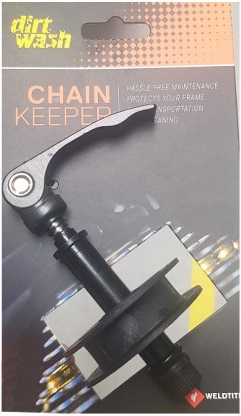 Przyrząd do czyszczenia łańcucha WELDTITE DIRTWASH CHAIN KEEPER,5013863060390