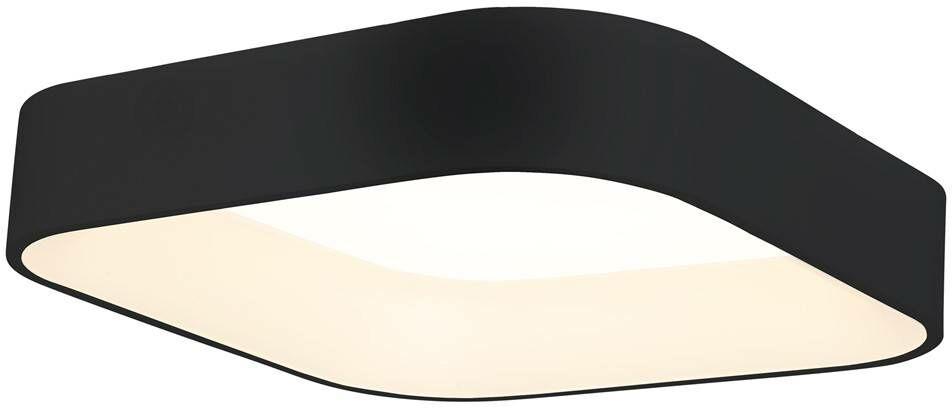 Plafon ASTRO BLACK 24W LED