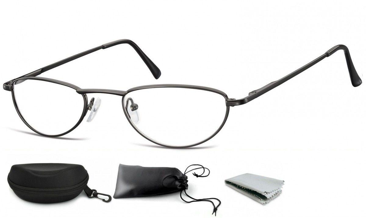 Okulary Oprawki Zerówki na korekcję Wąskie Szybkie Sunoptic 783B