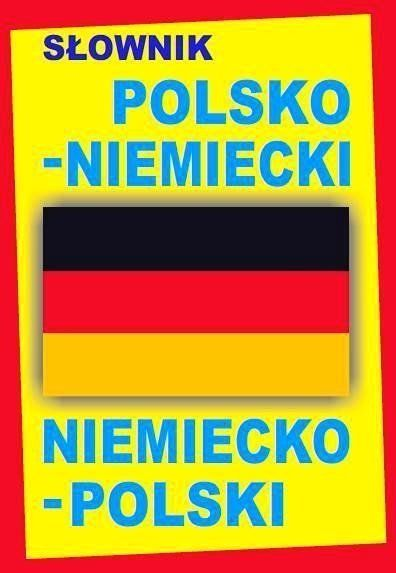 Słownik polsko-niemiecki niemiecko-polski TW - Praca zbiorowa