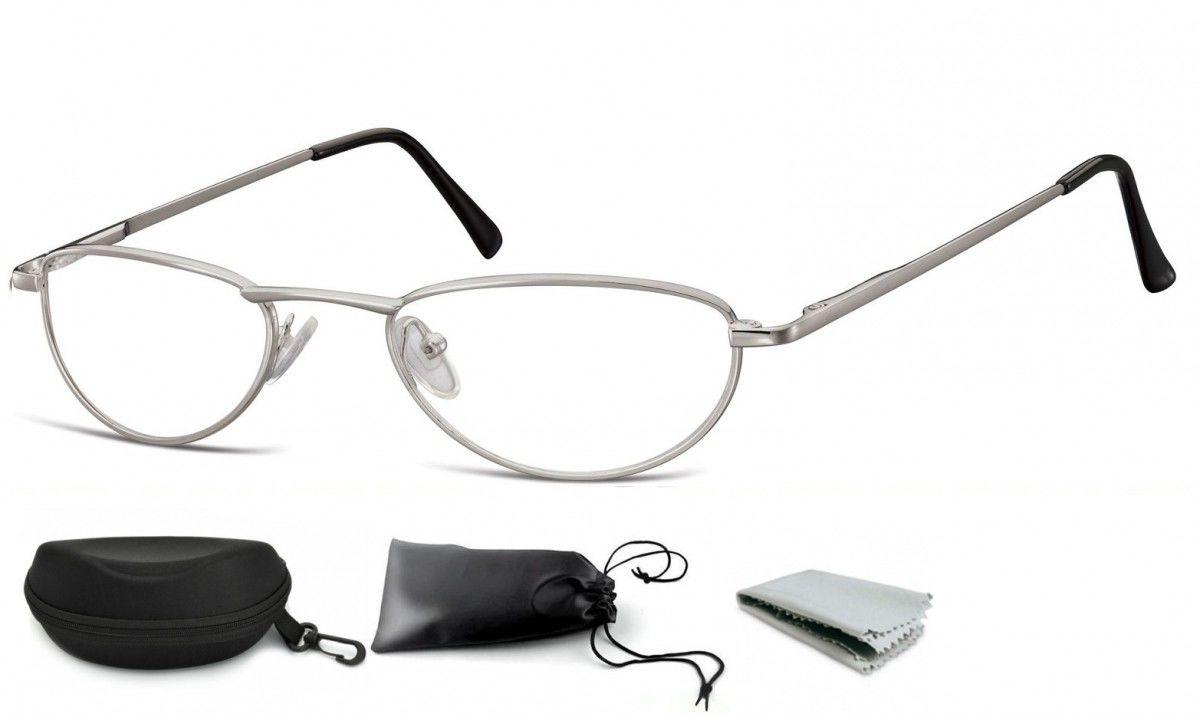 Okulary Oprawki Zerówki na korekcję Wąskie Szybkie Sunoptic 783D