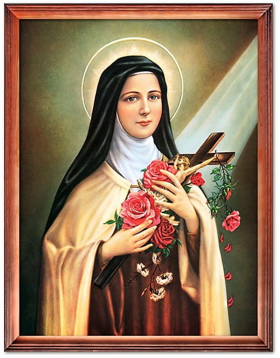 Obraz Św. Teresa od Dzieciątka Jezus