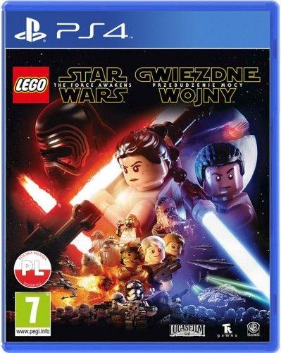 LEGO Star Wars Przebudzenie Mocy PS 4
