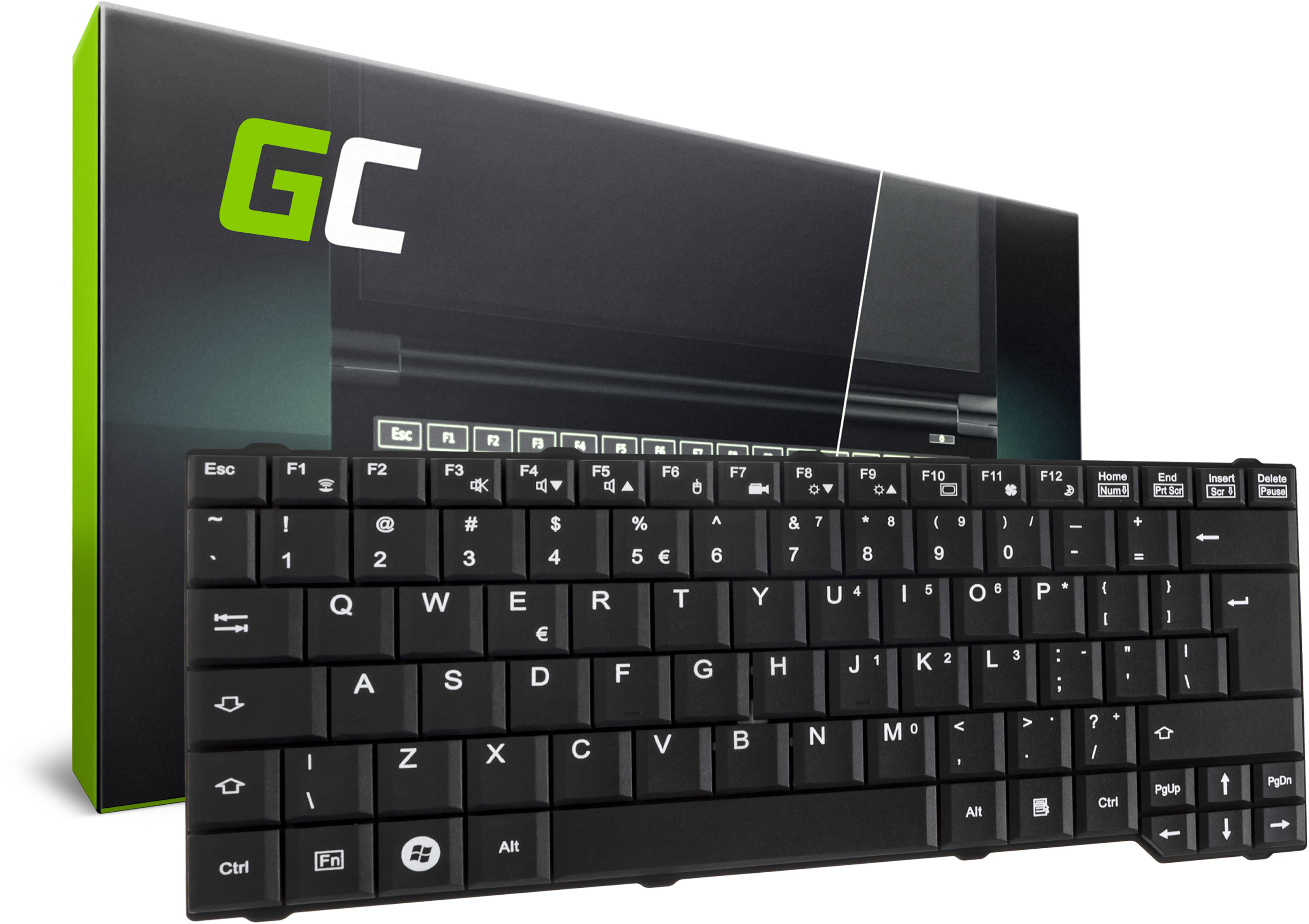 Klawiatura do Laptopa Fujitsu-Siemens Amilo Li3710 Pa3515 Pa3553 Pi3525 Pi3540 Pi3560 Sa3650 Si3655