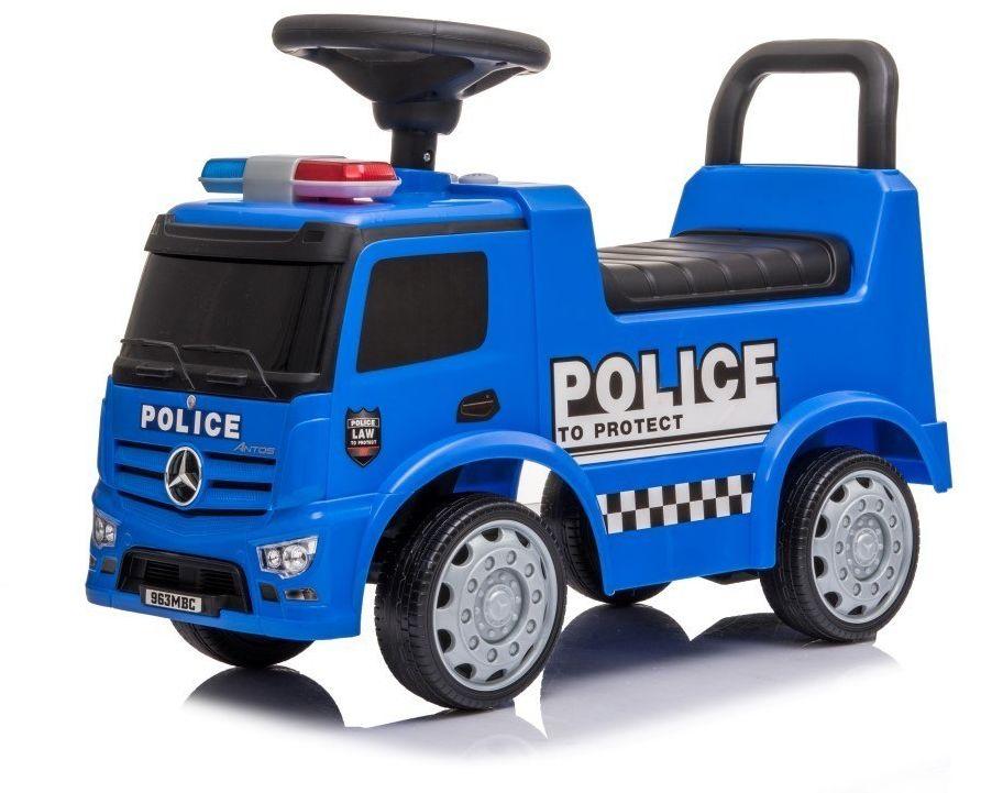Jeździk Mercedes Antos Policja Sun Baby