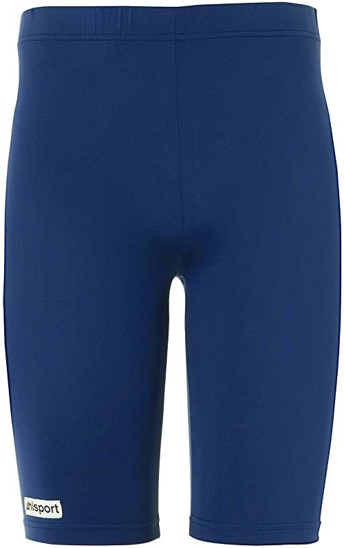 uhlsport Tight Distinction Colors męskie legginsy niebieski morski L