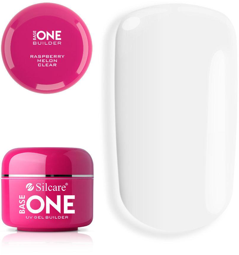 OUTLET Base One Żel UV Clear Raspberry Melon 30 g