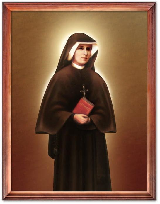 Obraz Św. S. Faustyna Kowalska