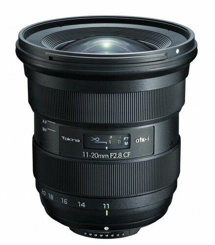 Tokina atx-i 11-20 F2.8 Canon