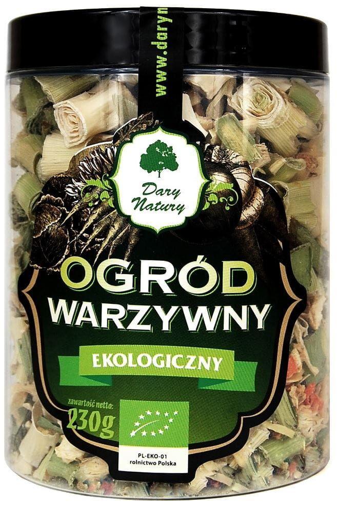 Ogród warzywny bio 230 g - dary natury