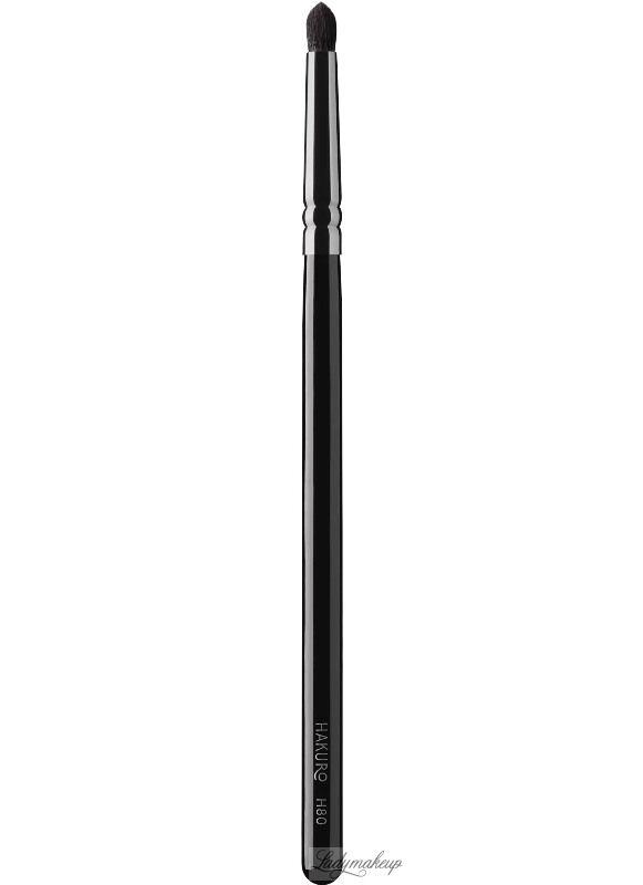 Hakuro - pędzel do cieni - H80