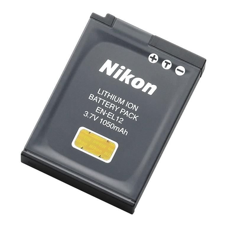 Akumulator Nikon EN-EL12