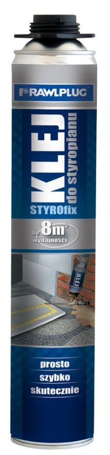 Klej do klejenia styropianu STYROFIX RAWLPLUG