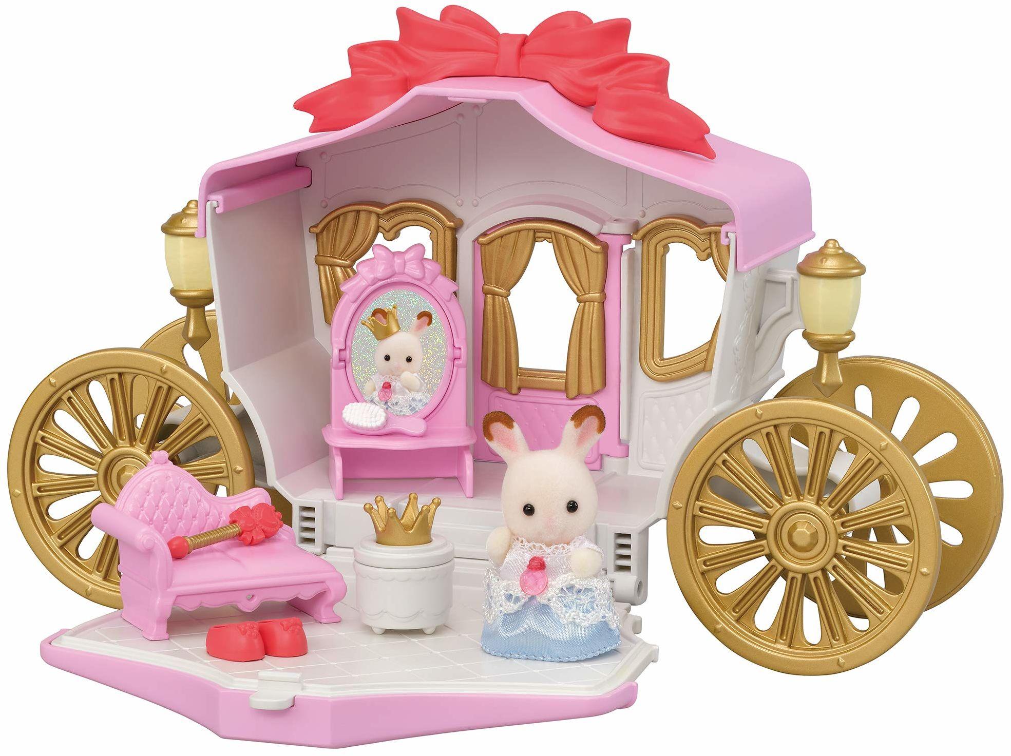 Sylvanian Families 5543 królewski zestaw do przewozu  zestawy do zabawy dla lalek