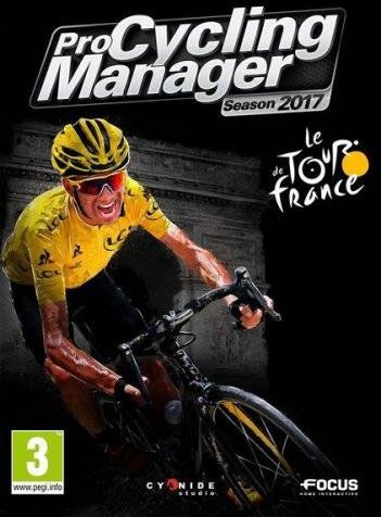 Pro Cycling Manager 2017 (PC) klucz Steam