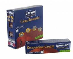 Krem szpachla do skór Renovating Cream SAPHIR 25ml