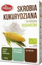 Skrobia kukurydziana BIO 200 g Amylon