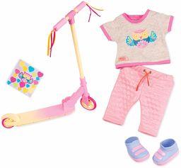 OUR GENERATION 70.30377Z strój sowa Be Cruisin'' ubrania dla lalek, różne