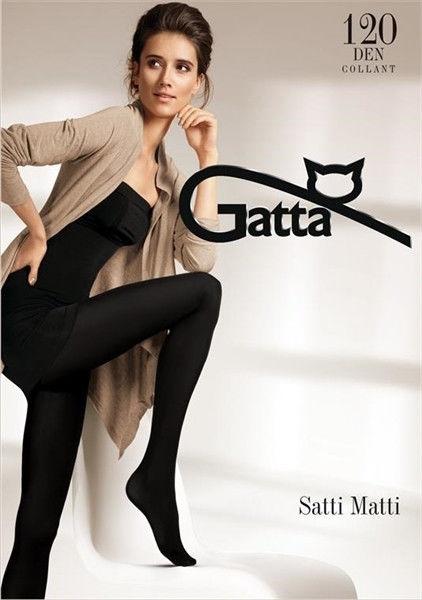 Gatta Satti Matti 120 - Tights Nero