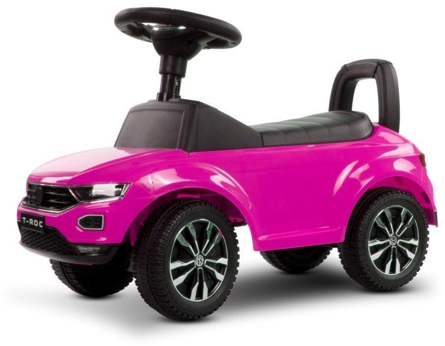 Jeździk Volkswagen T-Roc różowy Sun Baby