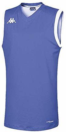 Kappa Atrani Tank Wo damski T-shirt, Azul royal, XXS