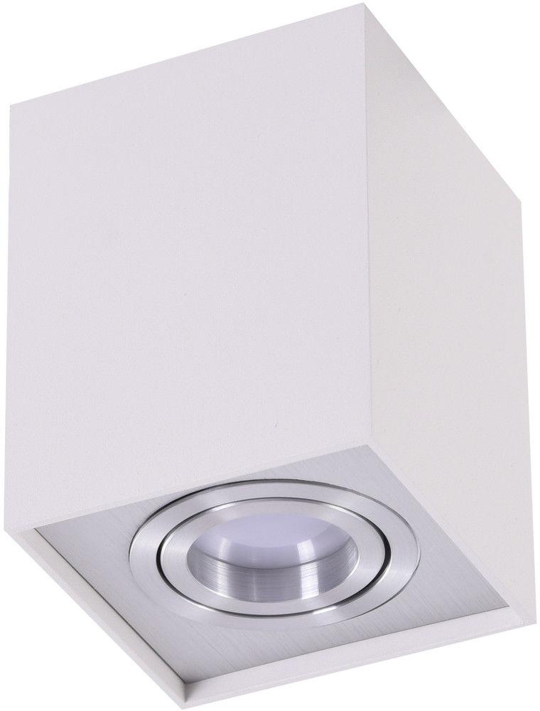Oprawa sufitowa ELOY 1 SMART (WHITE/ALUMINIUM) AZ3778 - Azzardo