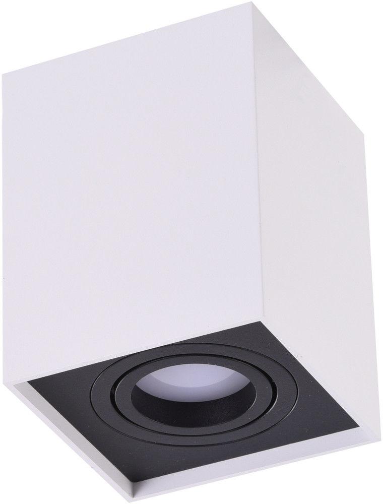 Oprawa sufitowa ELOY 1 SMART (WHITE/BLACK) AZ3779 - Azzardo