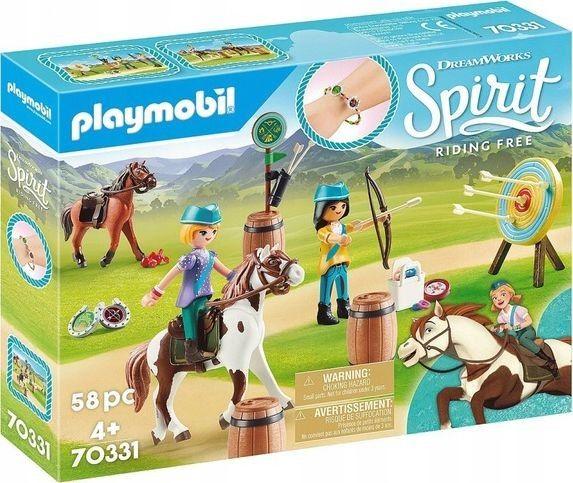 Playmobil - Przygoda na wybiegu 70331