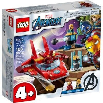 LEGO Super Heroes Iron Man kontra Thanos 76170