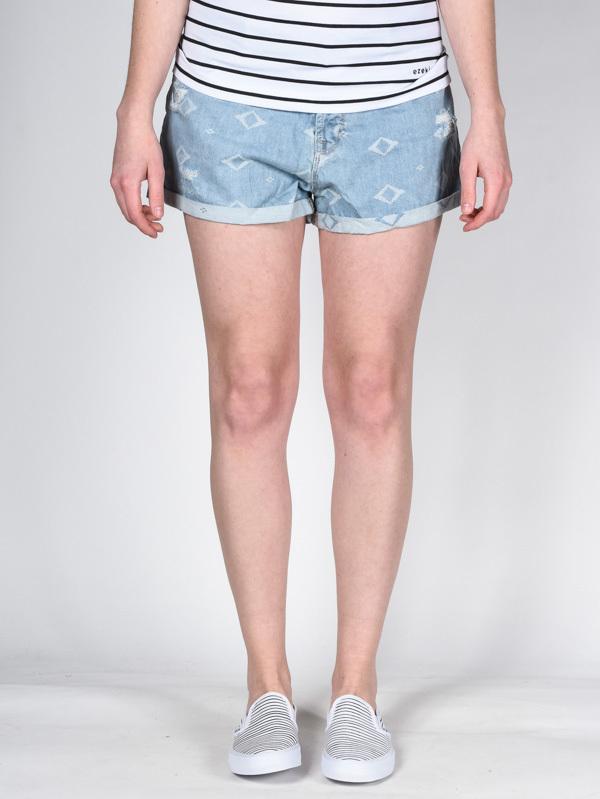 Roxy BURNIN BHCW damskie spodenki jeansowe - 25