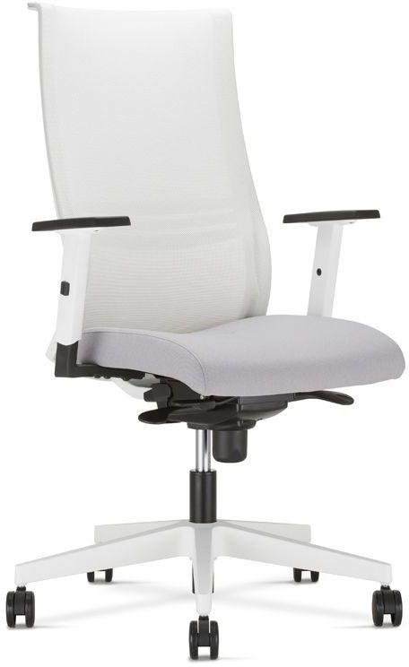 Krzesło Altum-HB-W White MESH FS Nowy Styl
