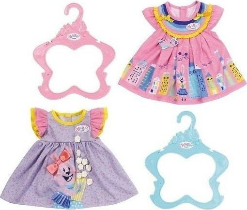 BABY Born - Sukienka Trend Baby dla lalki 43 cm 828243 B