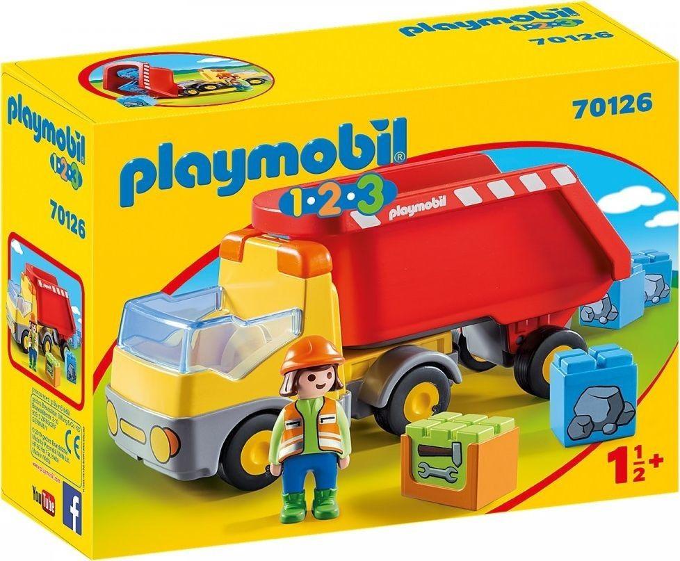 Playmobil - Wywrotka 70126
