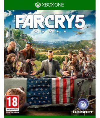 Gra Xbox One Far Cry 5
