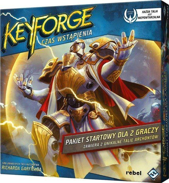 KeyForge. Czas wstąpienia. Pakiet startowy - Richard Garfield