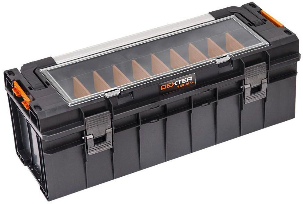 Skrzynka narzędziowa DEXTER PRO S700 65 x 27 x 27.2 cm DEXTER
