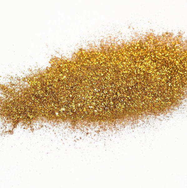 Brokat sypki złoty w opakowaniu 15g BN0897ZŁO