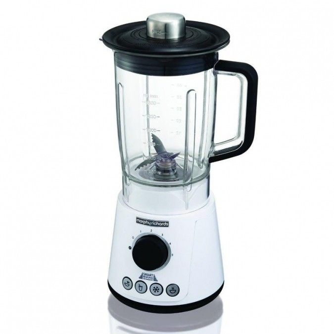 MORPHY RICHARDS BLENDER KIELICHOWY TOTAL CONTROL / TECHNOLOGIA SMART RESPONCE / 403040