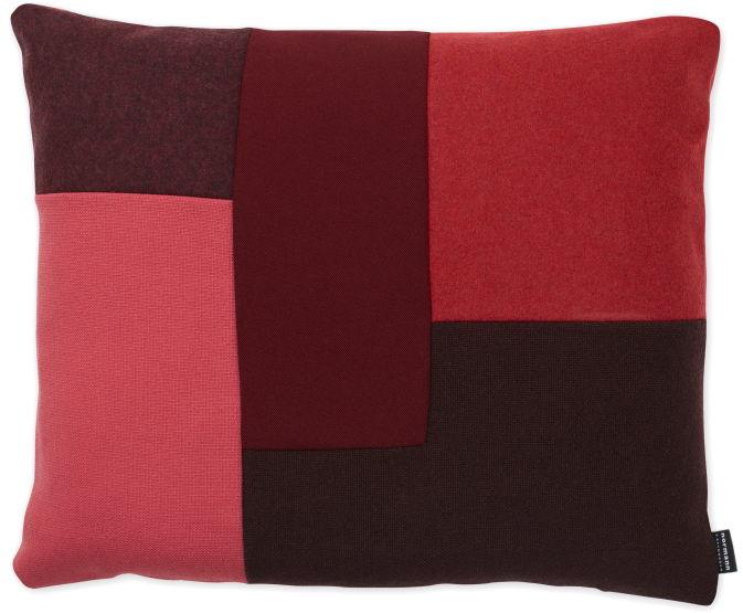 Poduszka Brick Odcienie Czerwieni